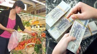 Mỗi ngày chồng chỉ đưa 10 ngàn để vợ đi chợ, sau 3 tháng vợ để lại cho chồng 500 triệu