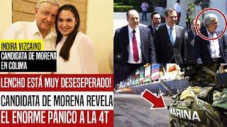 NO VAS A CREERLO! CANDIDATA DE MORENA REVELA HASTA DÓNDE LLEGA DESESPERACIÓN DE LENCHO. ENTÉRATE HOY
