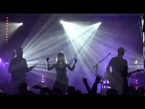 Pumarosa - Priestess Live @ Point Éphémère -  Paris 17 01 2018