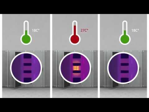 DeltaT - A wireless, self-contained temperature-monitoring sensor