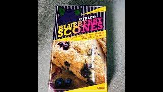 รีวิวน้ำยามาเล Blueberry Scones By Lava Ejuice