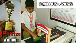 Top 5 National Level Science Projects | inspired award project |  innovative ideas
