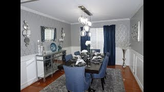 Dining Room Makeover Tour!