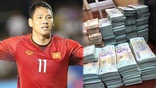Choáng Với Tiền Thưởng Anh Đức Được Nhận Sau Khi Ghi Bàn Thắng Vào Lưới Malaysia