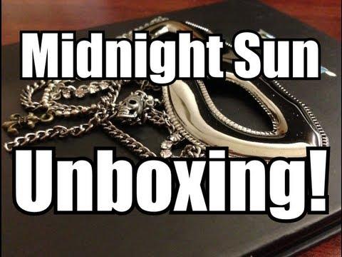 BEAST - Midnight Sun Album Unboxing!