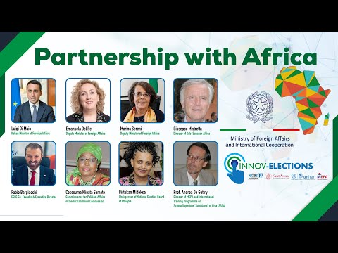 Innov'Elections - Partnership with Africa