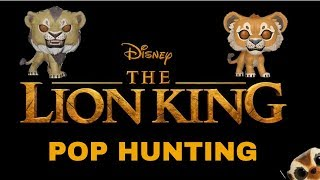 The Lion King Funko Pop Hunting!