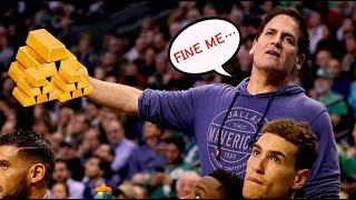 """NBA """"Fined"""" Moments (Part 4)"""
