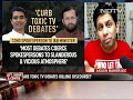 Left, Right & Centre | Do Toxic TV Debates Take A Toll On Body And Mind?  - 25:59 min - News - Video