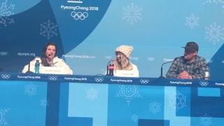 [ENG] Press conference live with the snowboarding Champion, Chloe Kim