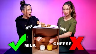 COOKIE ROULETTE! DON'T CHOOSE THE WRONG MYSTERY CUP - Merrell Twins