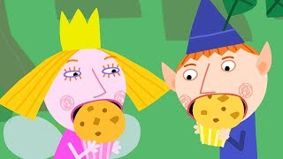 Ben and Holly's Little Kingdom   Best of Wise old Elf   1 Hour Compilation   HD Cartoons for Kids