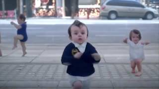 Evian Baby Me Commercial 2013