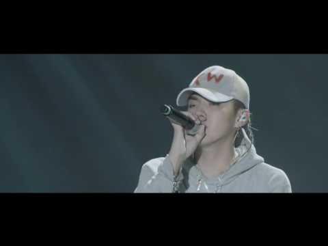 Kris Wu ft Kevin Shin - Lullaby (Mr Fantastic Birthday Concert)