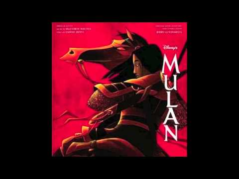 05. - Short Hair - Mulan Soundtrack - Gerry Goldsmith