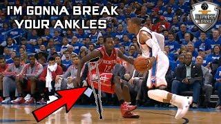 "NBA "" HANDLES FREAK "" Moments"