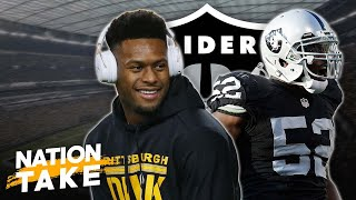 Juju Smith-Schuster To The Raiders? Trade for Khalil Mack, Earl Thomas & More... | NATION TAKE