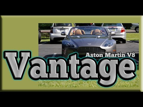 Regular Car Reviews: 2012 Aston Martin V8 Vantage Roadster