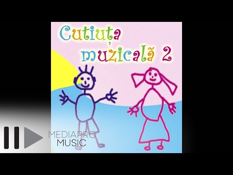 Cutiuta Muzicala 2 - Malina Olinescu - Fluturasul meu