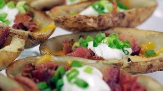Get the Dish: TGI Friday's Loaded Potato Skins