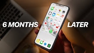iPhone XS Max | 6 Months Later | Worth It in The End?
