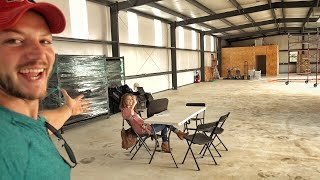 Interviewing People For My New Warehouse, MERCH RANCH TOUR!