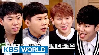 Happy Together - Brothers Special [ENG/2017.01.12]
