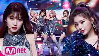 [EVERGLOW - LA DI DA] KPOP TV Show |  M COUNTDOWN 201015 EP.686