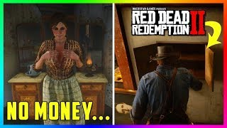 What Happens If You Go To The Aberdeen Pig Farm With NO Money In Red Dead Redemption 2? (RDR2)