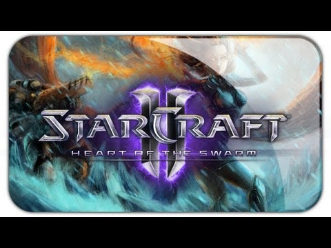 StarCraft II: Heart Of The Swarm - Z Nexosem I SouShibo [3vs3 #3] - Smashpipe Games