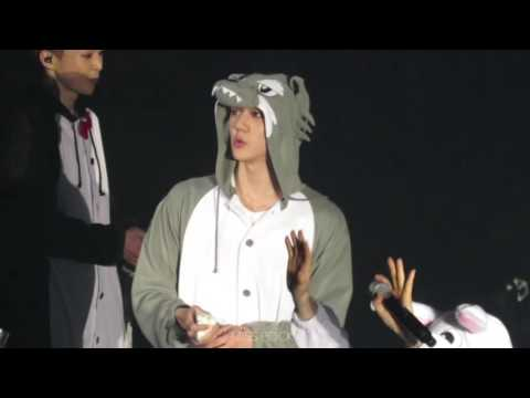 160320 The EXO'luXion[dot] in Seoul - Little Wolf / Sehun (Mix Ver.)