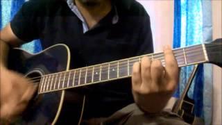Janam Janam Guitar Lesson Complete   Dilwale   Arijit