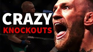 CRAZY UFC MOMENTS 2020 | KNOCKOUTS | HIGHLIGHTS | 4K ULTRA | *WARNING GRAPHIC CONTENT*