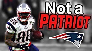 Martellus Bennett will NOT be a Patriot