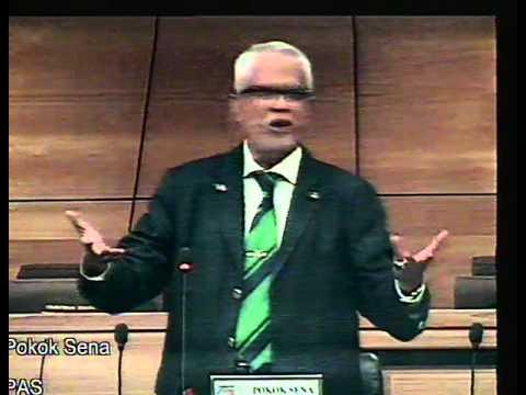 MP PAS Pokok Sena Bahas Titah Diraja 2016
