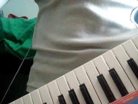 nestor en bloque - teclado - 2 temas