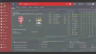 Arsenal FC - Episode 19  | Football Manager 2015 Let's Play
