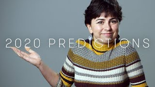 100 People Tell Us Their 2020 Predictions   Keep It 100   Cut
