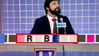 Scrabble game show 1985 - YouTube