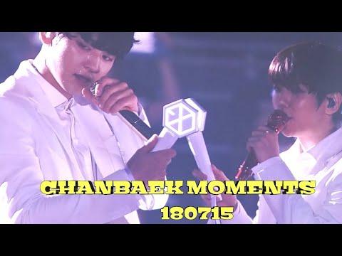 180715 || CHANBAEK MOMENTS