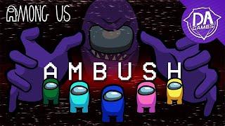 AMONG US SONG (Ambush) LYRIC VIDEO - DAGames