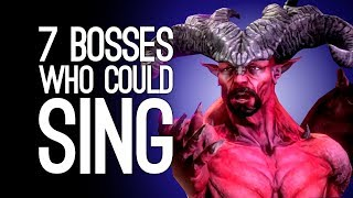 7 Evil Bosses Who Just Had to SING! Commenter Edition