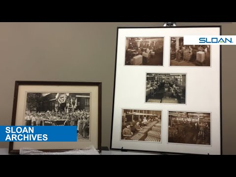 Inside the Sloan Archives - Episode 6