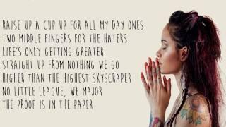 Good Life - G-Eazy & Kehlani (Lyrics)