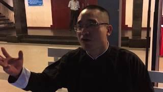 Tổng đàn chủ Việt Nam Vịnh Xuân Chính thống phái Nam Anh Kiệt  nói về võ sư Flores
