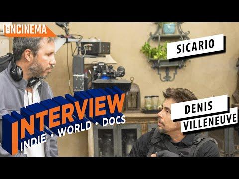 Interview: Denis Villeneuve (Sicario - 2015 Cannes Film Festival Main Comp Selection)
