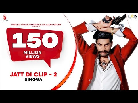Jatt Di Clip 2 - Singga - Official Video - Western Penduz