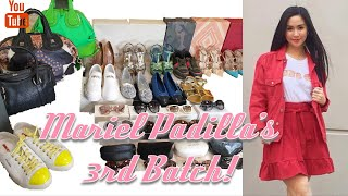 Letting go of Mariel Padilla's Luxury Bags & Shoes 3rd Batch!