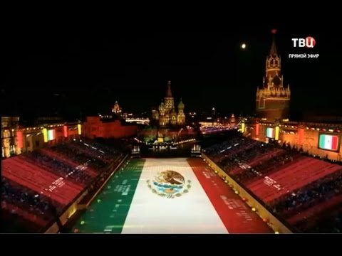 México banda musical SPASSKAYA TOWER 2014