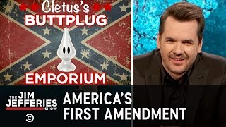 Well, I Don't Know About That - America's First Amendment - The Jim Jefferies Show - Comedy Central